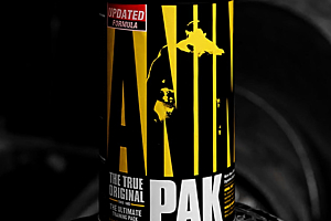 Новый Animal Pak Updated Formula