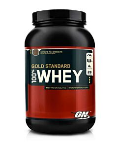 Сывороточный протеин Optimum Nutrition 100% Whey Gold Standard Protein 909 грамм